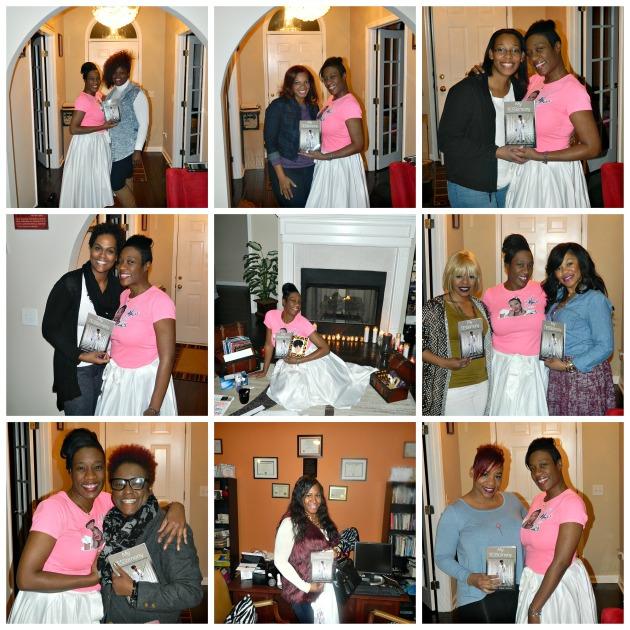 Book Retreat Collage